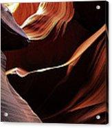 Antelope Canyon 7 Acrylic Print