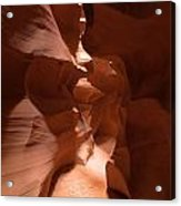 Antelope Canyon 9 Acrylic Print