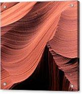 Antelope Canyon IIi Acrylic Print
