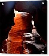 Antelope Canyon Upper 5 Acrylic Print by Carrie Putz