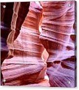 Antelope Canyon2 Acrylic Print