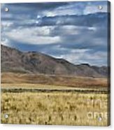 Antelope Island Camera Flats Acrylic Print