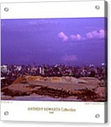 Anthony Howarth Collection - Gold - Golden Mine Dumps - South Africa Acrylic Print