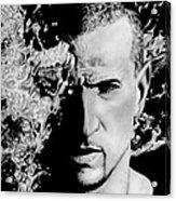 Anthony Splash Acrylic Print