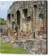 Antigua Ruins Xvi Acrylic Print
