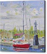 Antique Boat Museum-clayton Ny Acrylic Print