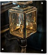 Antique Carriage Lamp Acrylic Print