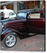Antique Coupe Acrylic Print