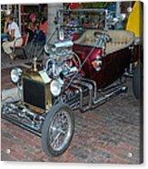 Antique Custom Hotrod Acrylic Print