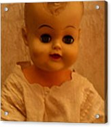 Antique Doll 1 Acrylic Print