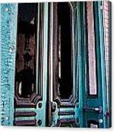 Antique Doors Acrylic Print