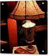 Antique Lamp Acrylic Print