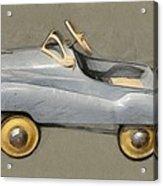 Antique Pedal Car Ll Acrylic Print