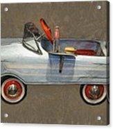 Antique Pedal Car Lv Acrylic Print