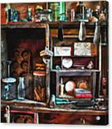 Antique Things Acrylic Print