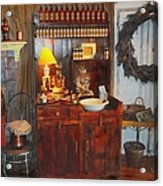 Antiques And Fragrances Acrylic Print