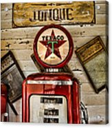 Antiques And Junque Acrylic Print