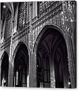 Antwerp Cathedral Acrylic Print