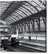 Antwerp Central Station II Acrylic Print
