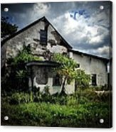 Any Shelter In A Storm Acrylic Print