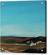 Anza - Borrego Desert Acrylic Print