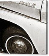 Apache 10 Truck Acrylic Print