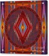Apache Wind 2012 Acrylic Print