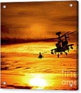 Apaches  Acrylic Print