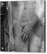 Aphrodite's First Love 2 - Guitar Art By Sharon Cummings Acrylic Print by Sharon Cummings