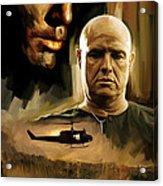 Apocalypse Now Artwork Acrylic Print