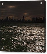 Apocalypse Acrylic Print by Rossi Love