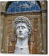 Apollo Statue At The Vatican Acrylic Print