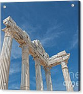 Apollo Temple Acrylic Print