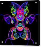 Apophysis Puppy Acrylic Print