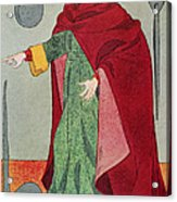 Apothecary, 15th Century Acrylic Print