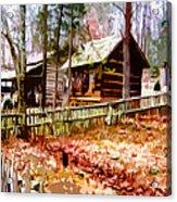 Appalachian Autumn Acrylic Print