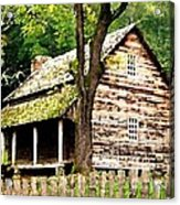 Appalachian Cabin Acrylic Print