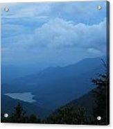 Appalachian Lake Acrylic Print