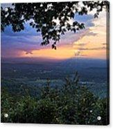 Appalachian Mountains Acrylic Print