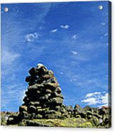 Appalachian Trail - White Mountains New Hampshire Acrylic Print