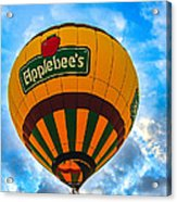 Appelbee's Hot Air Balloon Acrylic Print