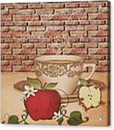 Apple Cider Acrylic Print