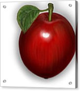 Apple For You Acrylic Print