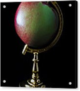 Apple Globe Acrylic Print
