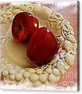 Apple Still Life 3 Acrylic Print