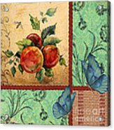 Apple Tapestry-jp2203 Acrylic Print