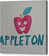 Appleton Acrylic Print