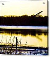 Approaching Dawn Acrylic Print