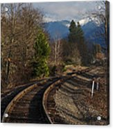 Approaching Grants Pass 1 Acrylic Print