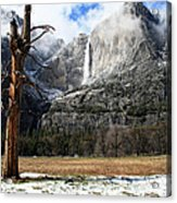 April Fools In Yosemite Acrylic Print